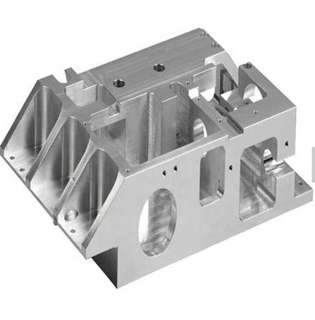 5 axis CNC aluminum part